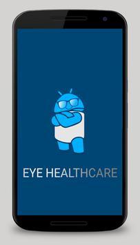 Eyes Care - Blue Light Filter poster