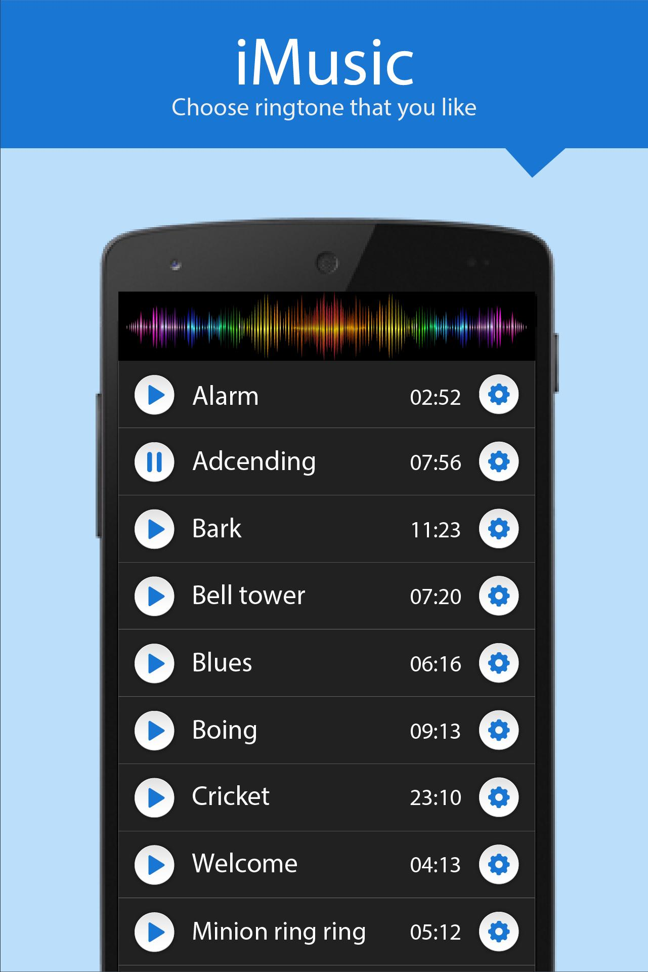 Create and Turn Any Song into a Ringtones on Your Android