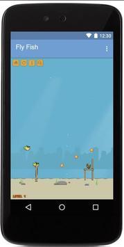Flying Fish #1 Speedy Attack poster