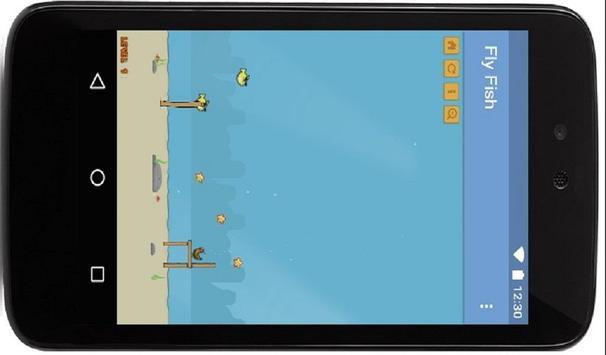 Flying Fish #1 Speedy Attack screenshot 5