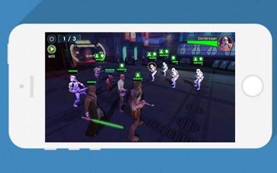 Guide Star Wars Galaxy Heroes apk screenshot
