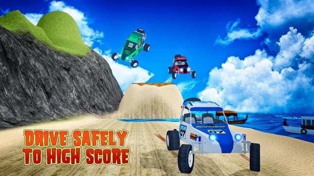 Beach Kart Racing Stunt Rider apk screenshot