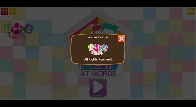 FLIP - en Words screenshot 2