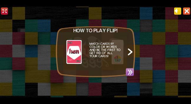 FLIP - en Words screenshot 4