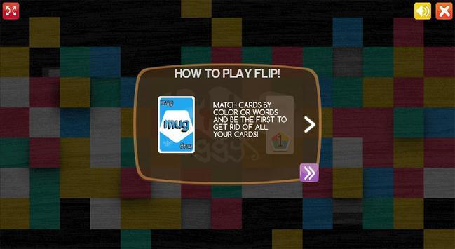 FLIP - ug Words screenshot 3