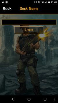 Neon Sanctum Character Builder apk screenshot