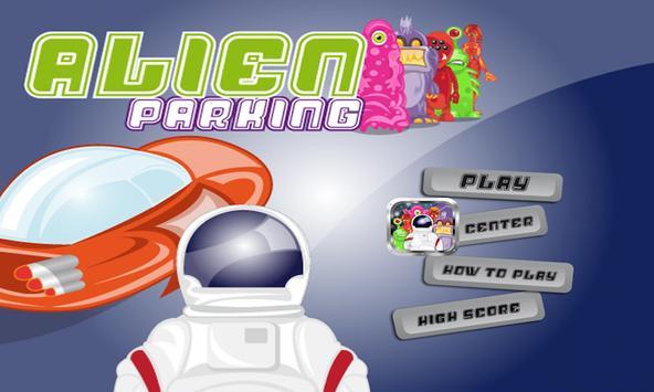 Alien Parking poster
