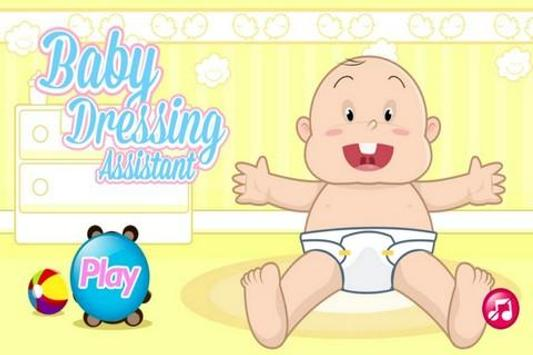 Baby Dressing Assistant Deluxe poster