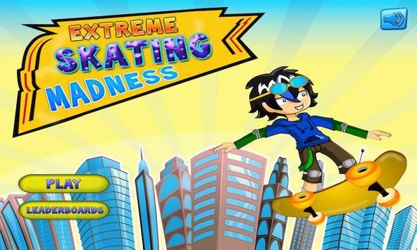 Extreme Skating Madness screenshot 10
