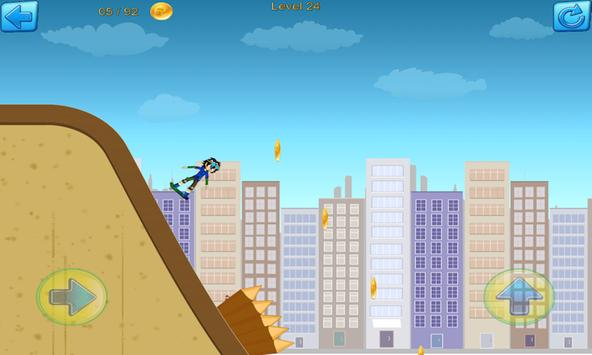 Extreme Skating Madness screenshot 1