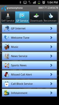GP App screenshot 3