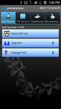 GP App screenshot 2