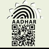 Aadhaar Scanner / Reader Lite icon