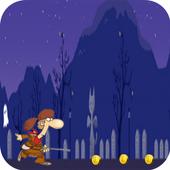Hunter Halloween Run Adventure icon