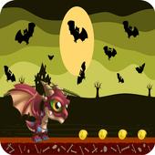 Dragon Zombie Run To Adventure icon