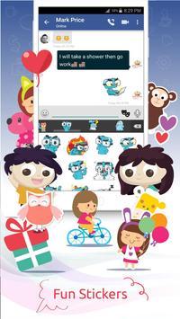 gp Messenger screenshot 5