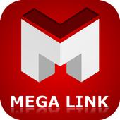Mega Link icon