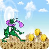 Frog Aob Ninja Gravity icon