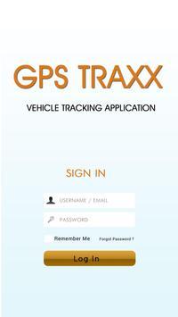 GPS Traxx App 2.0 poster