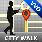 Vladivostok Map and Walks icon