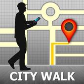 Chisinau Map/Walk (test app) icon