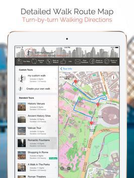 Varna Map and Walks apk screenshot