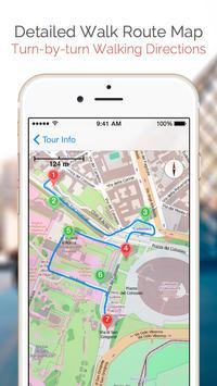 Brno Map and Walks apk screenshot