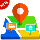 GPS Maps, Navigations, Directions - Route Tracker-APK