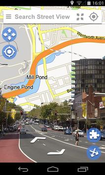 GPS Navigation: Satellite maps, Driving Directions screenshot 5