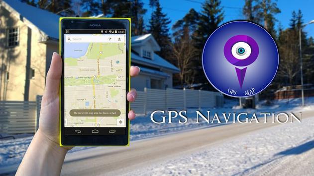 GPS Navigation PRO apk screenshot