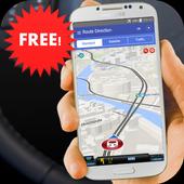 GPS Voice Navigation Advice icon