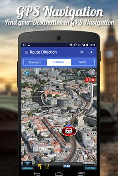 GPS Voice Navigation Advice screenshot 1