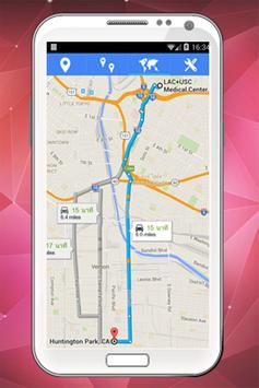 GPS Navigation Trucks apk screenshot