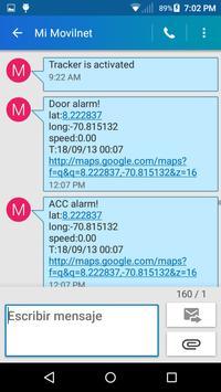 Control localizador GPS Car screenshot 4