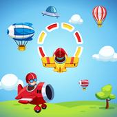 Children Airplane Training Game icon