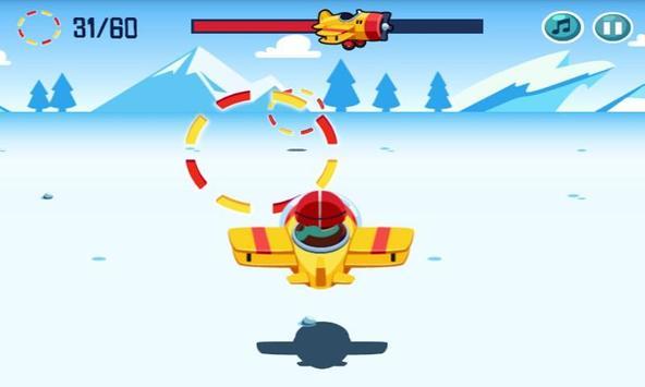 Children Airplane Training Game screenshot 3