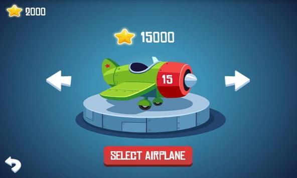 Children Airplane Training Game poster