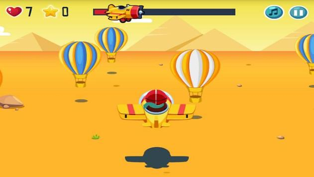 Children Airplane Training Game screenshot 2