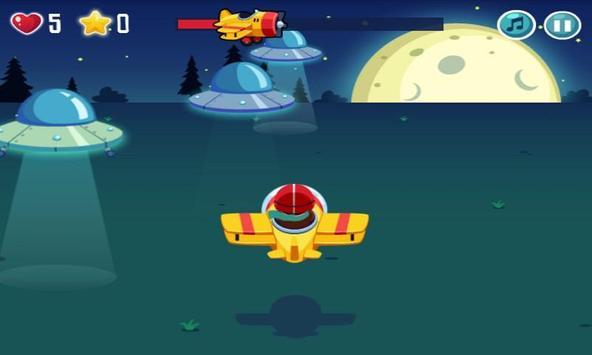 Children Airplane Training Game screenshot 4