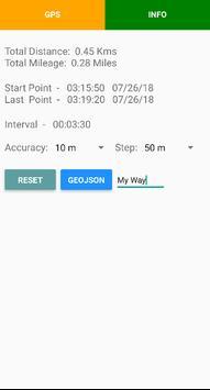 Offline Distance Calculator screenshot 1