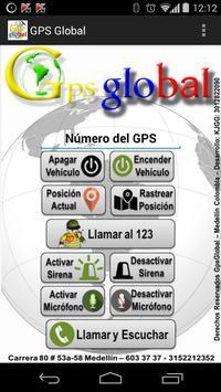 Gps Global Medellin poster
