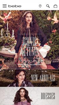 bebe – Women's Fashion poster