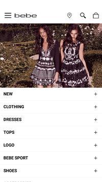 bebe – Women's Fashion apk screenshot