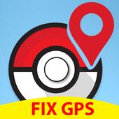 Fix GPS for Poke icon