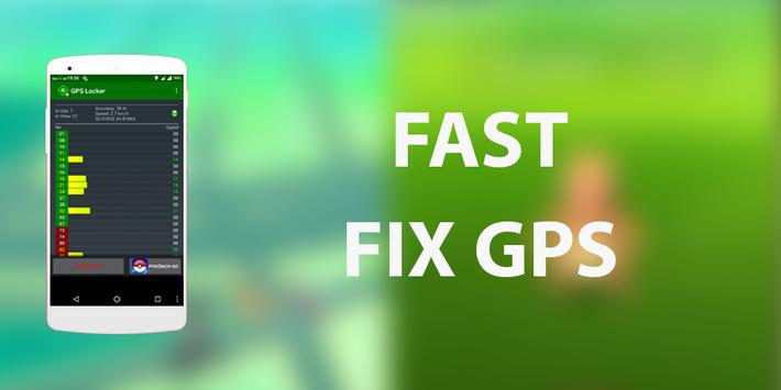 Fix GPS for Poke poster