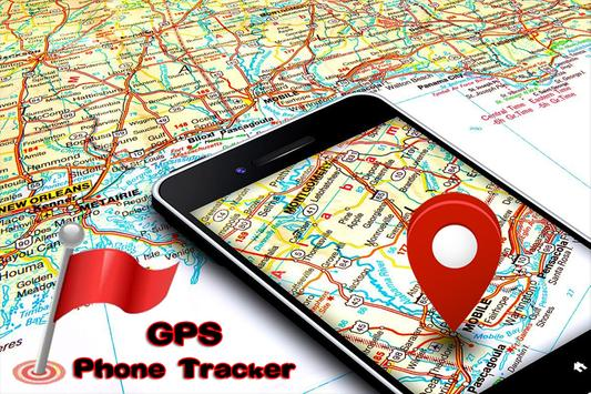 Guide for GPS Phone Tracker poster