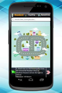 GPS Route Address Finder apk screenshot