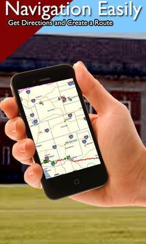 Live Gps Navigation , Gps routefinder apk screenshot