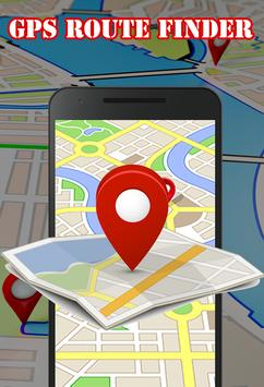 GPS Route Finder Advice apk screenshot