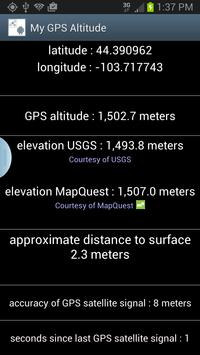 My GPS Altitude And Elevation APK Download Free Tools APP For - What's my elevation app